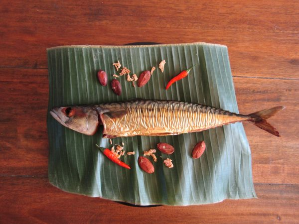 Pepesan ikan - Salas Indische catering