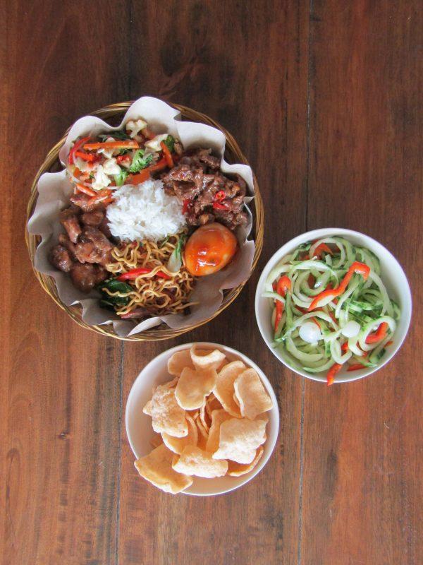 Menu Maluku - Salas Indische catering