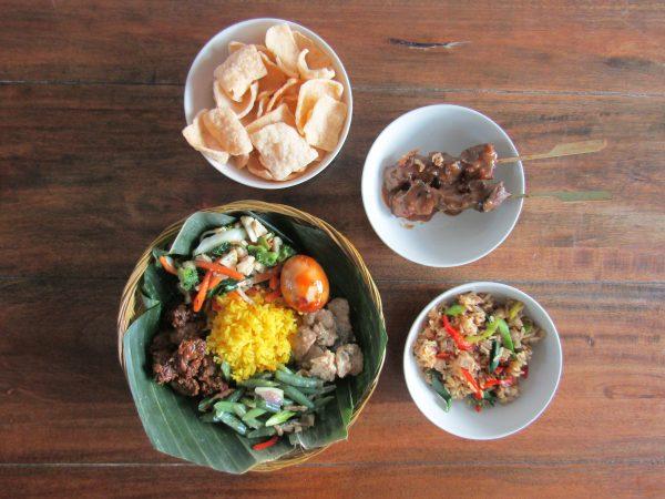 Menu Suli - Salas Indische catering