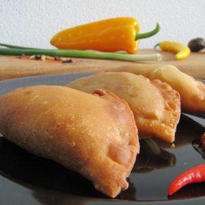 Pasteitjes - Salas Indische catering