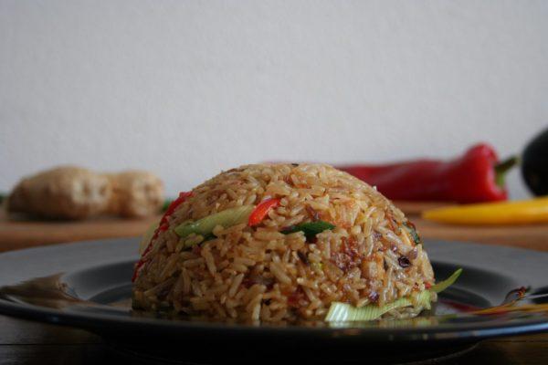 Nasi goreng - Salas Indische catering