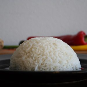 Nasi putih - Salas Indische catering