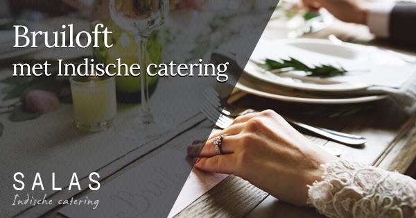 Salas Indische catering bruiloft