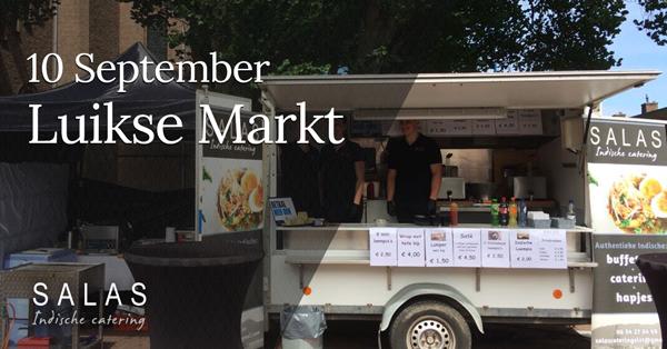 Luikse Markt Elst - Salas Catering