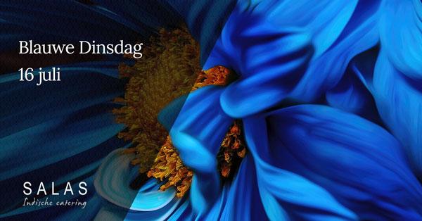 blauwe dinsdag vierdaagse