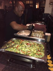 Salas Catering, Indische catering